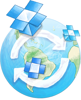 Businesses around the world use Dropbox for Teams.